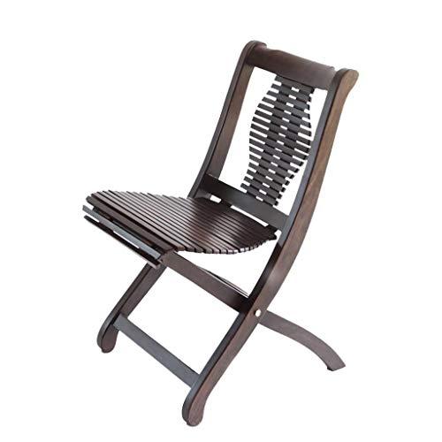 Chaises Chaise en acajou Chaise fraîche de printemps et d'été Chaise chinoise Chaise d'extérieur Chaise en bois de jardin Chaise de loisirs pour personnes âgées Tabouret de maison Chaise pliante porta