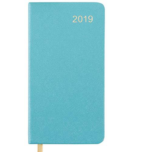 2019 Pocket Planner/Pocket Calendar: 14 Months (Begins November 2018) / 2019 Calendar/ 2019 Weekly Calendar/Weekly Planner Organizer Teal