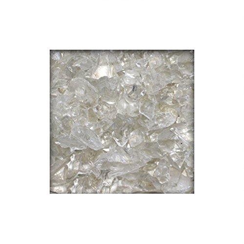 10 kg Glassplitt Glasbruch Glassteine Glas Splitt Deko Farbe Kristall