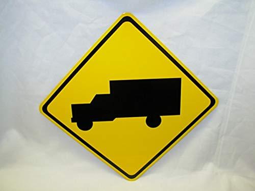 Truck Xing Mini New popularity Metal Street Road free shipping Box Sign Cross NEW 6