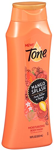 Tone Body Wash, Mango Splash, 18 Ounce