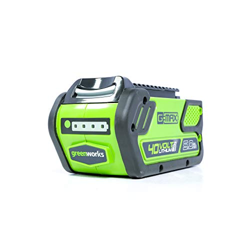 Greenworks 40V 5.0 AH Lithium Ion Battery LB40A010