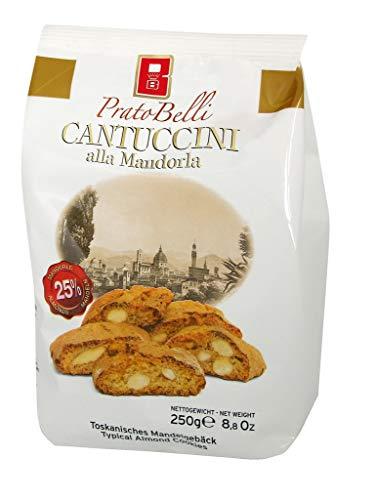 Pratobelli - Cantuccini alla Mandorla Mandelgebäck - 250g