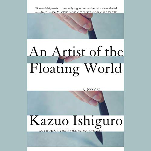 An Artist of the Floating World Titelbild