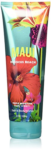 Signature Collection Triple Moisture Body Cream Maui Hibiscus Beach