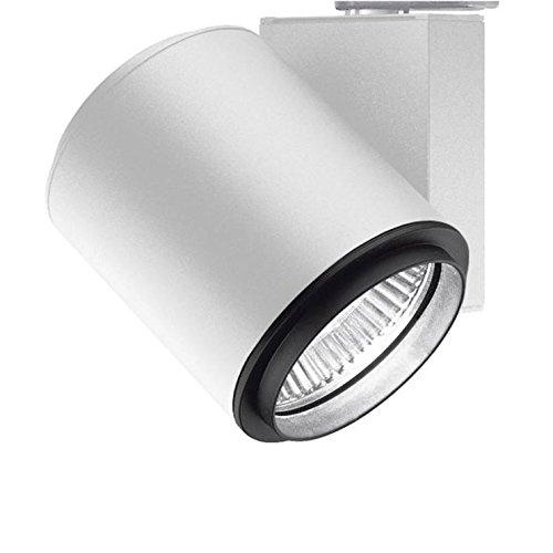 LTS Licht&Leuchten Strahler AUR 10.070.35.2 ws 1xHIT-CE/G12 70W EVG Auriga Strahler/Scheinwerfer/Flutlicht 4043544306746