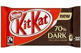 Kit Kat Dark 70% (Caja De 24)
