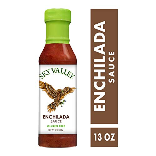 Sky Valley, Sauce Enchilada, 13 Ounce