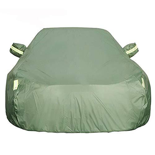 Preisvergleich Produktbild ZBM-ZBM Autoabdeckung Kompatibel Mit FIAT Viaggio Car Cover Car Plane Car Cover Regenschutz Sonnenschutz Eindickung Isolierung Car Cover Auto Zubehör (Color : Green)
