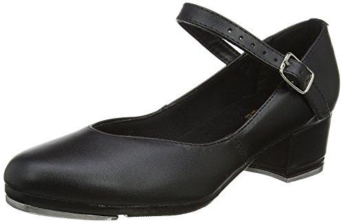 So Danca Damen Ta44 Tanzschuhe-Step, Schwarz (Black), 37 EU  (4.5 UK)