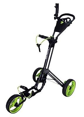 Qwik-Fold Wheel Push Pull