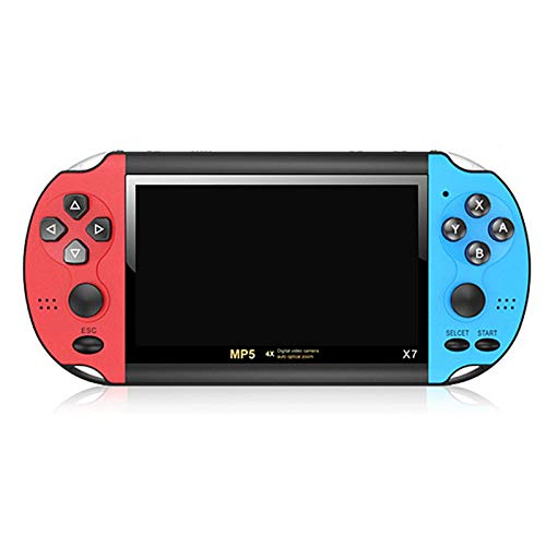 Handheld Game Console, Portable Classic Video Game Machine with 4.3 Inch HD Screen...