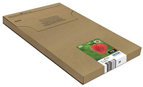 Epson Original T2986 Erdbeere, Claria Home Tinte, Text- und Fotodruck (Multipack, 4-farbig) (CYMK) - 2