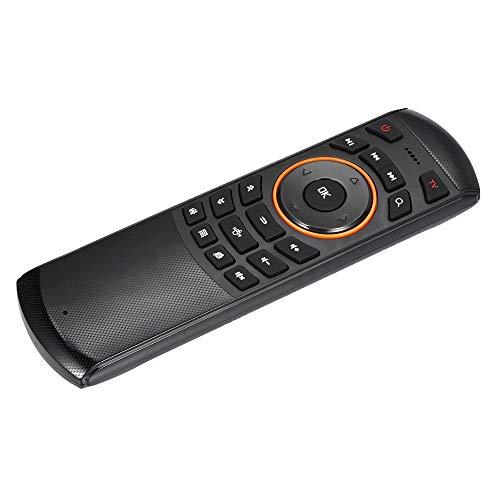IOUVS Air Mouse portátil de control remoto 6 Gxes giroscopio en forma for el Mini PC TV Box Air Mouse