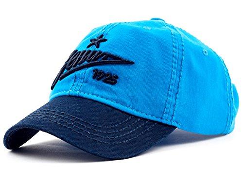 Atributika & Club FC Zenit St. Petersburg Baseball Cap, Dark Blue/Blue, Size L/XL