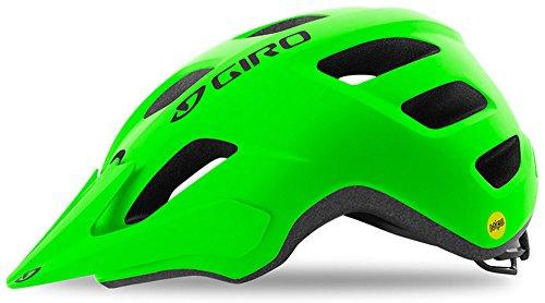 Giro Unisex Jugend Tremor MIPS Fahrradhelm Youth, Bright Green, Einheitsgröße