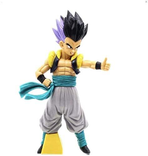 2020 Nuevo Japón Anime Dragon Ball Z Ros Super Saiyan Son Goku tête Puede ser Mobile PVC Figura de acción Modelo Coleccionable Juguetes Regalo