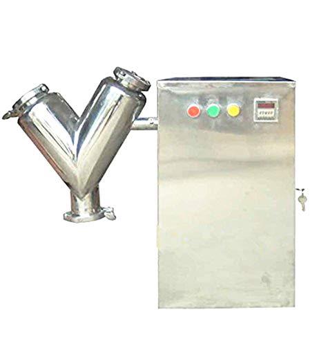 YiFun Trade VH-8 Pulver-Mischmaschine, 3,2 l, 2,44 kg, V-Typ, Pulvermischer, 220 V