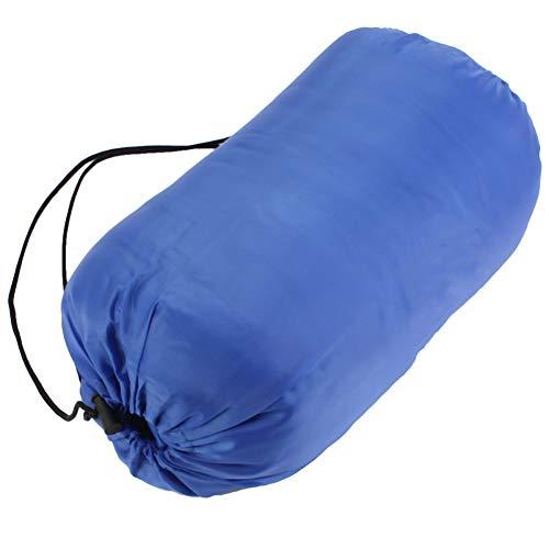 SOLVHK Schlafsack Outdoor Single Erwachsene Umschlag Schlafsack Caravan Warm für Camping Wandern Klettern 3 Saison 180 X 75 cm
