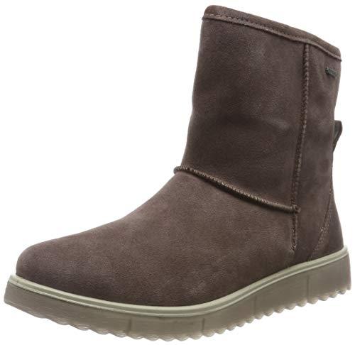 Legero Damskie buty zimowe Campania Gore-tex, szary - Grey Ossido Grau 57-40 EU