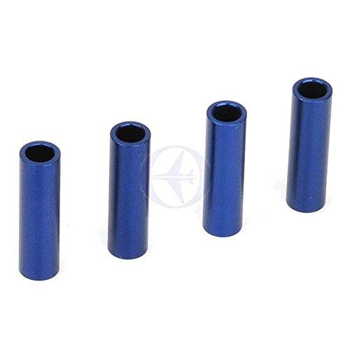 Gleitlager Lenkung blau eloxiert für MTA-4 Inh. 4 Stck.