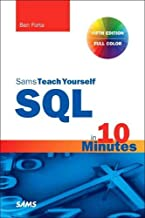 SQL in 10 Minutes a Day, Sams Teach Yourself (5th Edition)