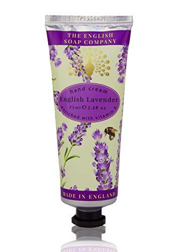 The English Soap Company, English Lavender Hand Cream, 75mls
