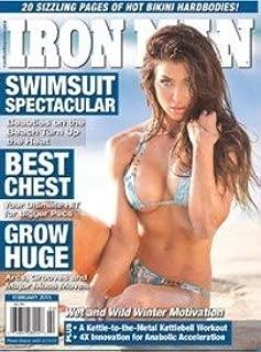 Iron Man Magazine - Swimsuit Spectacular - February 2015