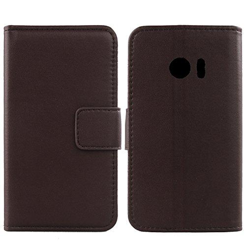Gukas Design Echt Leder Tasche Für BluBoo Edge 5.5