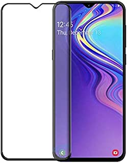 Samsung Galaxy M20 Tempered Glass 9H Hardness HD Full Frame Cover Screen Protector