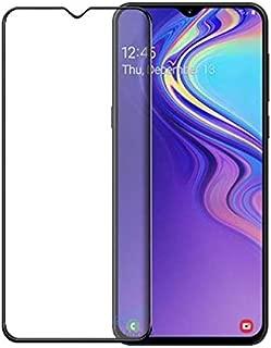 غطاء واقي شاشة لهاتف Samsung Galaxy M20 زجاج مقسى 9H Hardness HD Full Frame