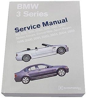 BMW E46 323i 325i 325Ci 325xi 328i 328Ci 330i 330Ci M3 Repair Manual Bentley