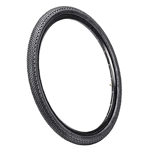 OMMO LEBEINDR Los neumáticos para Bicicletas de montaña Bicicletas 26x1.95Inch neumático sólido Antideslizante para montaña MTB del Camino del Fango de la Suciedad de la Bici Campo a través