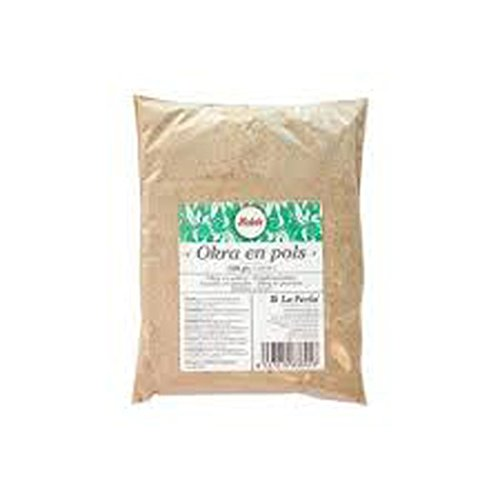 okra (okra) powder 100g
