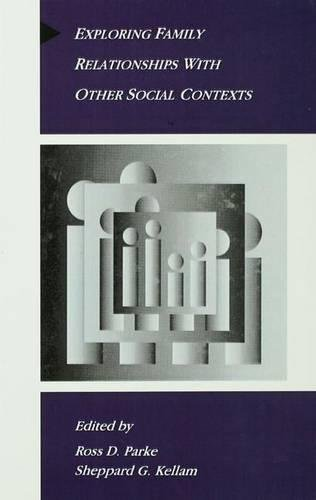 Exploring Family Relationships With Other Social Contexts (Advances in Family Research Series)