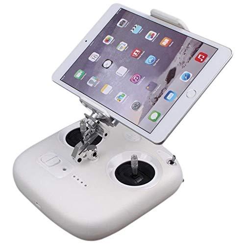 Bestmaple ユニバーサル伸縮可能 リモコン ホルダー スマホブラケット 拡張ホルダー 携帯電話/タブレットクリップ 調節可能スタンド for DJI Phantom3 Standard
