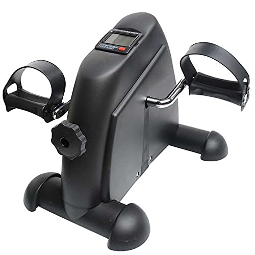GJQDDP Máquinas de Step para Fitness, Mini Bicicleta De Ejercicio Bicicleta De Ejercicios De Interior Dispositivo De Entrenamiento Multifunción Las Manos Y Los Pies Se Pueden Usar Indistintamente