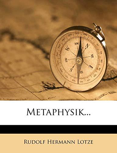 Lotze, R: Metaphysik.
