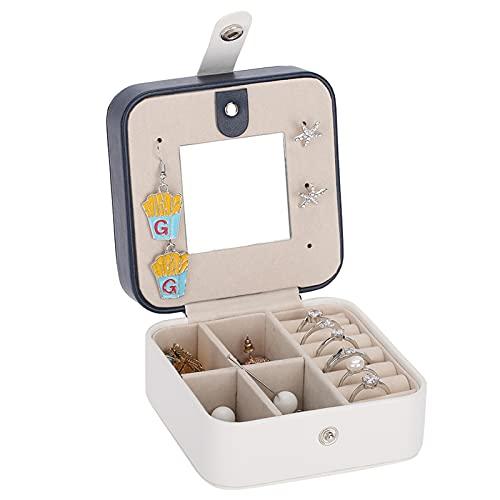 Caja de almacenamiento de joyería ligera de múltiples capas para el perno prisionero de la tienda