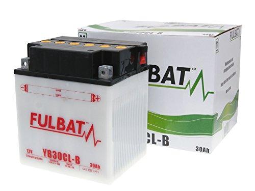 Preisvergleich Produktbild Batterie Fulbat YB30CL-B für Harley Davidson FLHR 1450 Road King Bj. 2003 inkl. 7, 50 EUR Batteriepfand