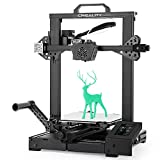 Creality CR-6 SE Leveling-Free 3D Printer with Silent Motherboard Meanwell Power Supply and Dual Z-axis Build Volumn 235 x 235 x 250 mm