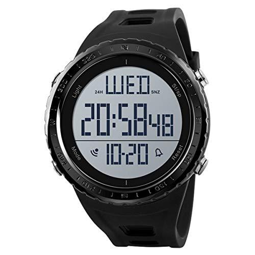 Relógio Masculino Tuguir Analógico 5023 Preto
