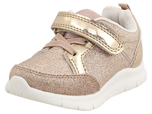 OshKosh B'Gosh Toddler Girl's Reipurt Rose Sneakers Shoes Sz: 9T