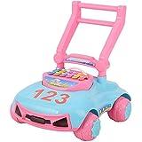 Zhicaikeji Walker Bebé Toddler Trolley Toy Infant Child Anti-Rollover Walker...