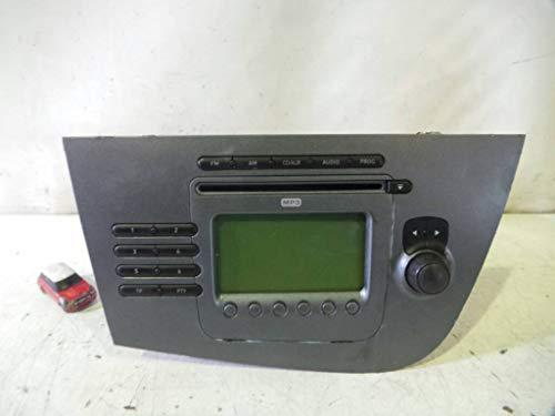 Sistema Audio/Radio Cd S Leon BLAUPUNKT1P1035186B 8157646546366 (usado) (id:velop1805721)