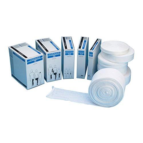 1 Rolle 1 cm x 20 m Steroplast Stretch Schlauchbandage Sterogauz