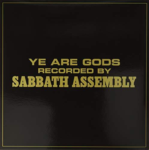 Sabbath Assembly: Ye Are Gods (Gold) (Vinyl)