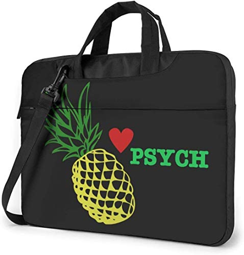 Psych Pine Logo Shockproof Laptop Shoulder Menger Bag Laptop Case Sleeve Laptop Briefcase Busin Handbag