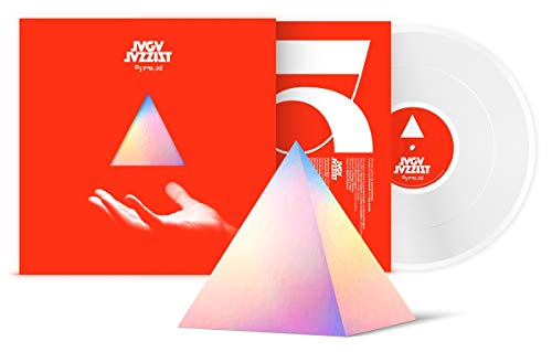Pyramid Jaga Jazzist Lp+Mp3