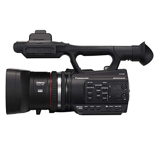 FULANTE Digitale videocamera, schoudercamera professionele digitale camera accu, geschikt voor bruiloft, reporter, kleine video-opnames versturen